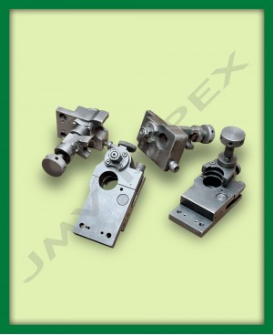 Kopack Mounting Bracket Gear Side & Operator Side (Under Development)