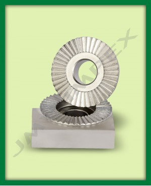 Directional Dial Angular Left Gear