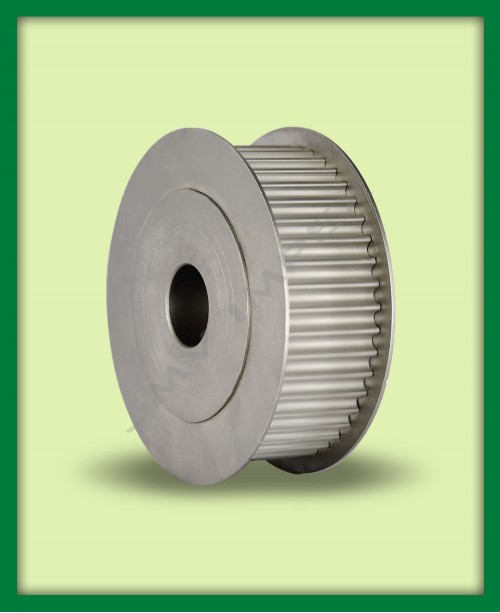 Hass Machine - Timmer Pulley